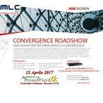 Evento Convergence to Roadshow 12 Aprile 2017 Corigliano