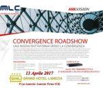 Evento Convergence To Roadshow 13 Aprile 2017 Lamezia Terme