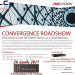 Evento Convergence to Roadshow 26 Aprile 2017 Cosenza