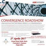 Evento Convergence To Roadshow 27 Aprile 2017 Palmi