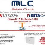 Lamezia Terme 15 Febbraio 2018: Presentazione Nuova Gamma Prodotti