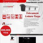 Promo Telecamera Lettura Targa