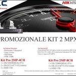 Promozione Promozionale Kit 2 MPX