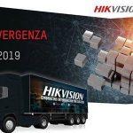 Roadshow Hikvision 2019 4 Giugno - Centro Commerciale 2 Mari (Maida)
