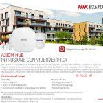 Promozione Axiom HUB Intrusione con Videoverifica