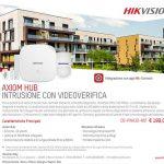 Promo Axiom HUB Intrusione con Videoverifica