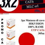 Promozione Cat 6 Matassa Cavo