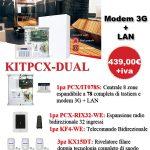 Promo KIT Ibrido Pyronix78 dual